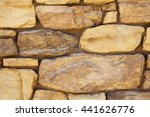 natural stone materials in... | Shutterstock . vector #441626776