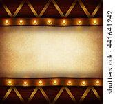 light sign | Shutterstock . vector #441641242