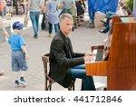Kyiv  Ukraine   Jun 4  Musicia...