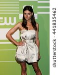 Small photo of NEW YORK, NY - MAY 14: Actress Phoebe Tonkin attends the 2015 CW Network Upfront Presentation at the London Hotel on May 14, 2015 in New York City.