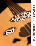 oud or lute.4   Shutterstock . vector #441892666