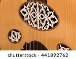 oud or lute.8 | Shutterstock . vector #441892762