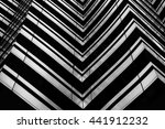 play of patterns and lines    Shutterstock . vector #441912232