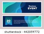 vector template illustration of ... | Shutterstock .eps vector #442059772