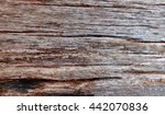 texture background of old  wood ... | Shutterstock . vector #442070836