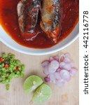 lemon onion chili and fish...