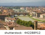 florence  italy   august 16 ... | Shutterstock . vector #442288912