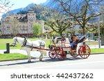 Interlaken Switzerland April 14 ...