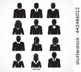 people  | Shutterstock .eps vector #442486012