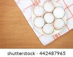 kahk el eid   translation  ... | Shutterstock . vector #442487965