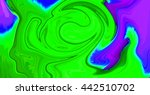 the abstract colors and blur  ... | Shutterstock . vector #442510702