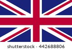 great britain   united kingdom... | Shutterstock .eps vector #442688806