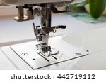 sewing machine | Shutterstock . vector #442719112