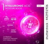 hyaluronic acid moisture boost