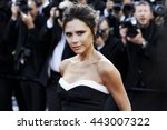 cannes  france   may 11 ... | Shutterstock . vector #443007322