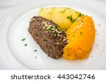 Haggis Is A Traditional...