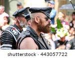 london  uk   25th june 2016  ...   Shutterstock . vector #443057722
