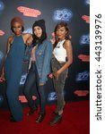 Small photo of LOS ANGELES - JUN 23: Sierra Aylina McClain, China Anne McClain, Lauryn Alisa McClain at the Adventures In Babysitting Premiere at the Directors Guild of America on June 23, 2016 in Los Angeles, CA