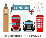 Traditional Symbols Of England...