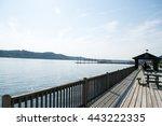 Docking Area In Port Deposit ...