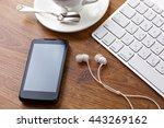business objects office... | Shutterstock . vector #443269162