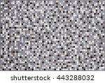 ceramic tiles digital design  | Shutterstock . vector #443288032