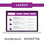 simple flat website templates....