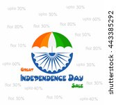 Independence Day Sale Greeting...