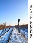 railway | Shutterstock . vector #44343646