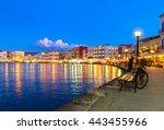 Illuminated Venetian Bay Of...