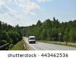 sablino  leningradskaya oblast  ... | Shutterstock . vector #443462536