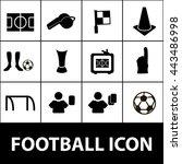 football icon. football sign