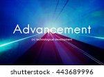 Small photo of Advancement Technology Futuristic Innovation Development Concept