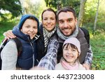 technology  travel  tourism ... | Shutterstock . vector #443723008