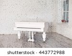 White Piano In A White Room