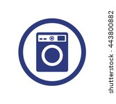 washing machine icon  washing...