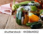 Homemade Vegetables Preserves ...