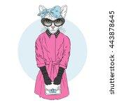 Glamour Cat Girl  Furry Art...