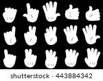 adult gesture hands
