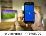 lendelede belgium   june 25th... | Shutterstock . vector #443905702