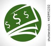 money symbol | Shutterstock . vector #443991232