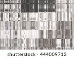 abstract grey creative... | Shutterstock . vector #444009712