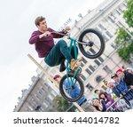 kharkiv  ukraine   june 11 ... | Shutterstock . vector #444014782