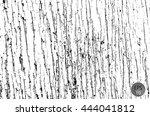 grunge dust speckled sketch... | Shutterstock .eps vector #444041812