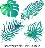 set of graphic illustration of...   Shutterstock . vector #444054586