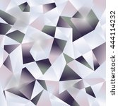 polygon background. abstract...   Shutterstock .eps vector #444114232