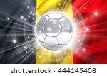 Silver Soccer Ball Illuminated...