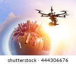 innovation photography concept. ... | Shutterstock . vector #444306676