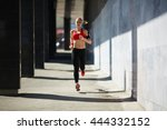 summer workout | Shutterstock . vector #444332152