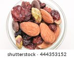 antioxidant mix ingredient are... | Shutterstock . vector #444353152